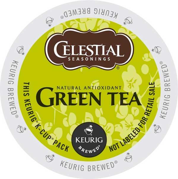 Green Tea From Celestial Seasonings