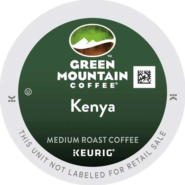 Kenya From Green Mountain