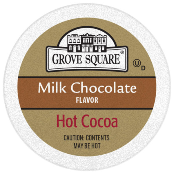 Milk Chocolate Cocoa From Grove Square