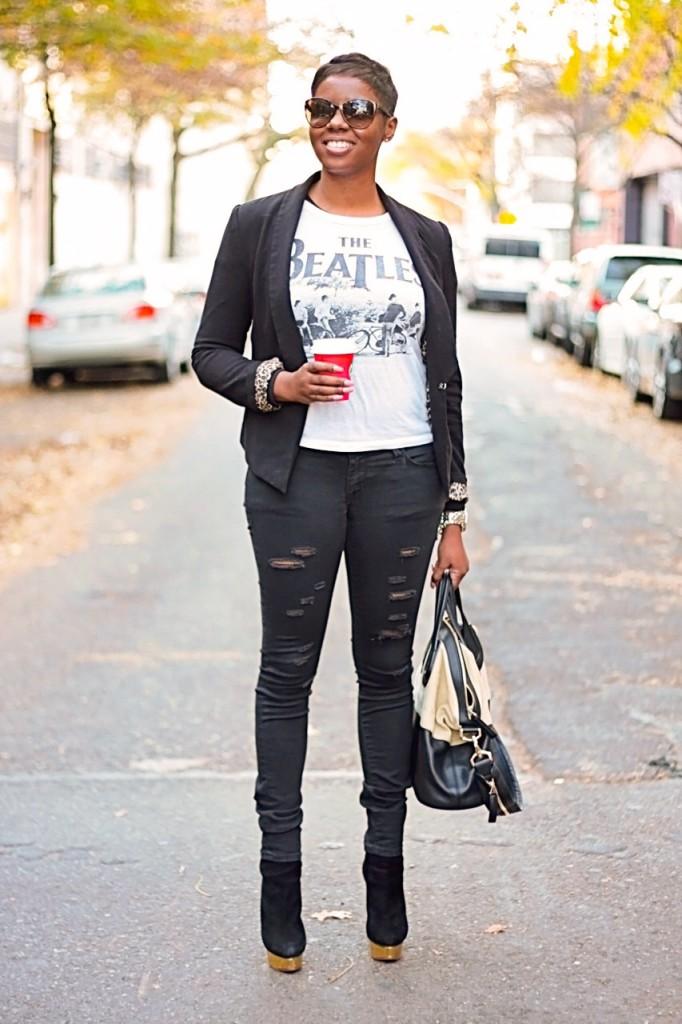 Signature Style Fashion Blogger