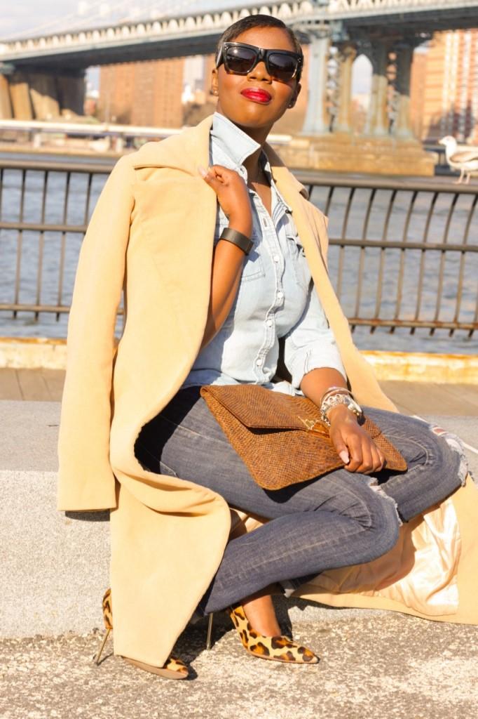 Denim Blogger Style