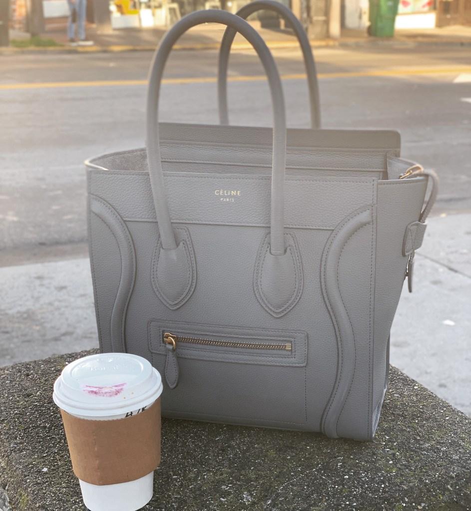 celine micro luggage kohl handbag cocoa butter diaries San Francisco fashion blog Bay Area fashion blogger SF style blog Bay Area style blogger