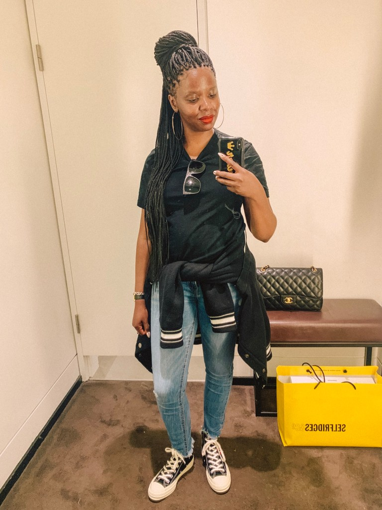San Francisco Style Blogger Amber Richele of The Cocoa Butter Diaries shares her experiences during her recent trip to London