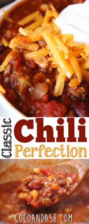 Classic Chili Perfection