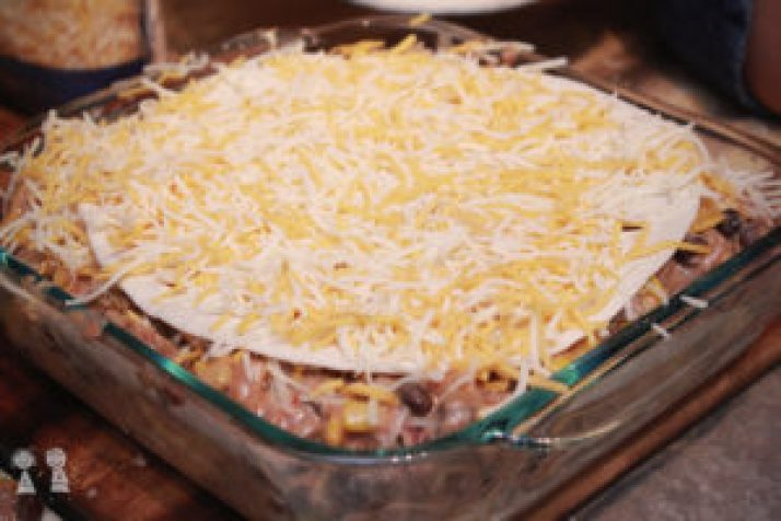 Taco Casserole, easy taco casserole, ground beef, ground beef dinner, taco, coco and ash