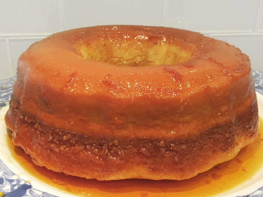 Cuban Flan Cake Recipe