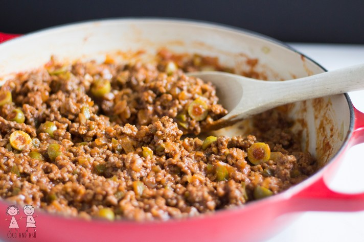 cuban picadillo recipe easy dinner ground beef hash