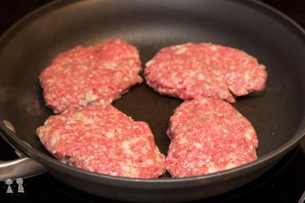skillet meatloaf, meatloaf, easy meatloaf, coco and ash, stove top meatloaf