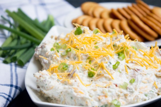 bacon cheddar ranch dip, easy appetizer, ranch dip, coco and ash, bacon ranch dip, cheddar ranch dip
