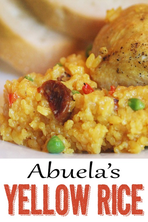 The best chicken and yellow rice, arroz con pollo, cuban yellow rice