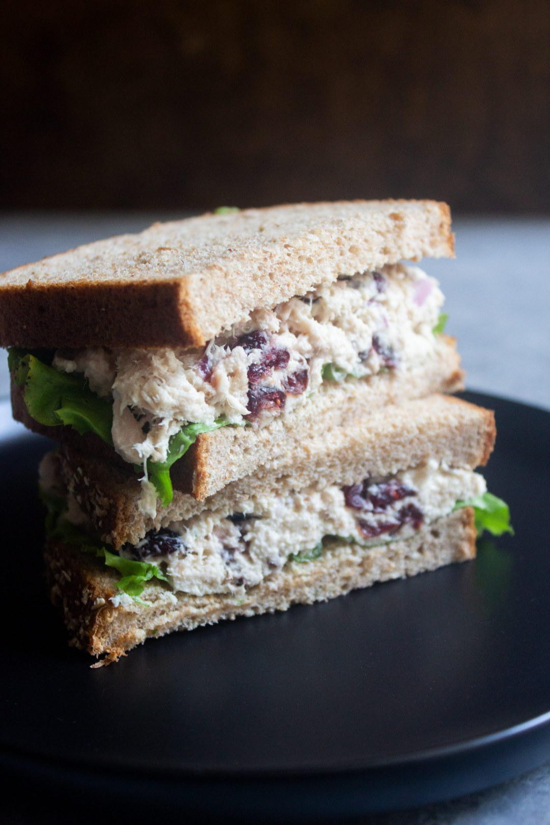 whole foods cranberry tuna salad, tuna salad, cranberry tuna, whole foods, coco and ash