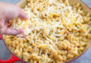 King Ranch Chicken pasta, king ranch chicken, pasta, coco and ash