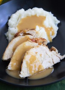 slow cooker turkey breast, juicy crock put turkey breast