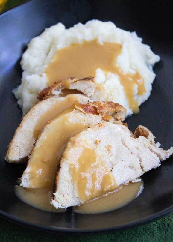 slow cooker turkey breast, juicy crock put turkey breast