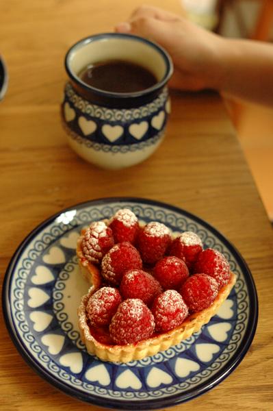 www.cocoandme.com - fruit tart - Coco&Me