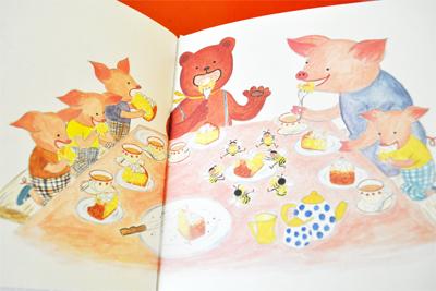 www.cocoandme.com - Coco&Me - Coco and me - Honey buzz buzz cake recipe book - sample page