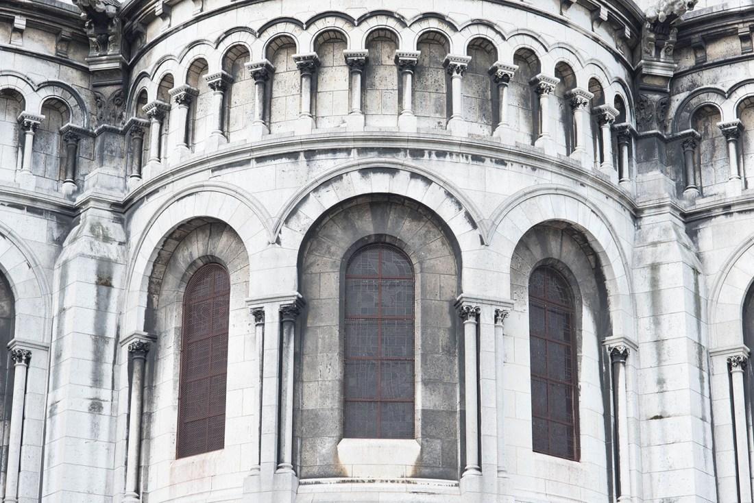 Basilique Sacre-Coeur in Paris, captured by top Winnipeg travel blogger Cee Fardoe of Coco & Vera