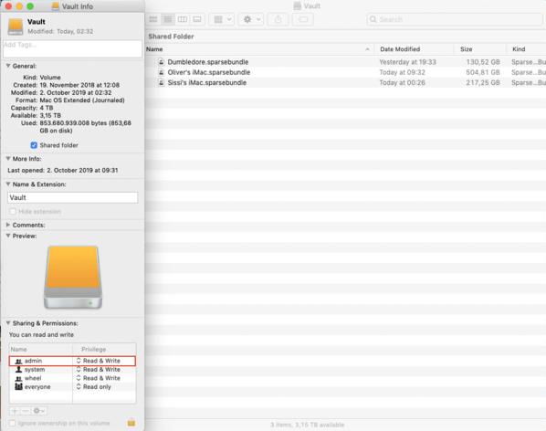 Fix File Permissions