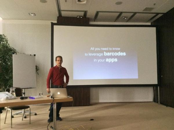 Giving a Mobiconf Talk