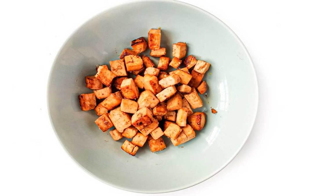 El mejor tofu del mundo mundial (receta)