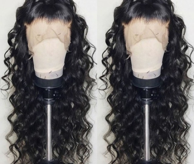 Mavis Brazilian Virgin Pre Plucked Full Lace Wig