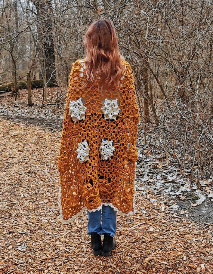 Ginny Blanket - Free Crochet Pattern - CoCo Crochet Lee - WeCrochet