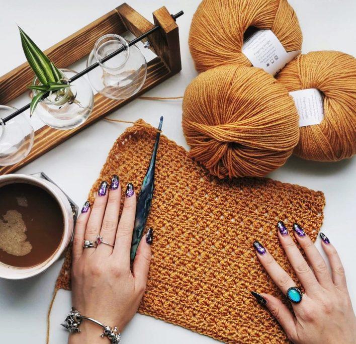 Hayloft Cardigan Free Crochet Pattern by CoCo Crochet Lee