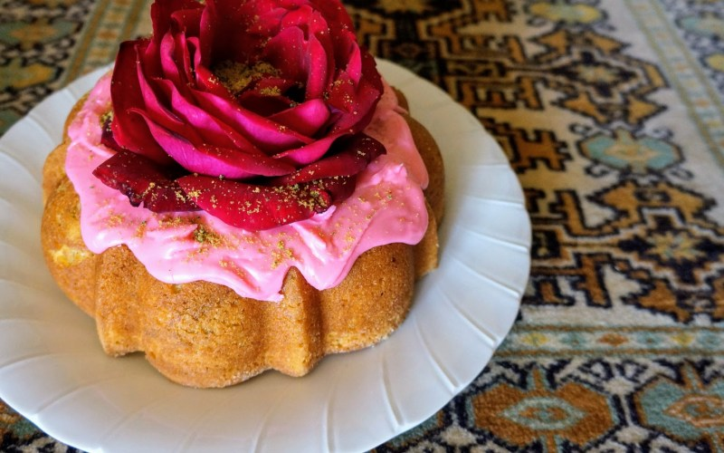 Persian Tea Cake