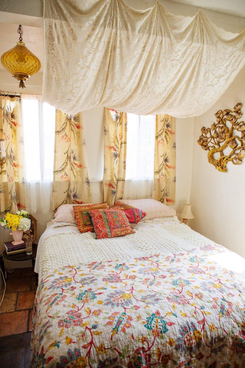Visite Une Maison Rto Bohme Cocon Dco Amp Vie Nomade