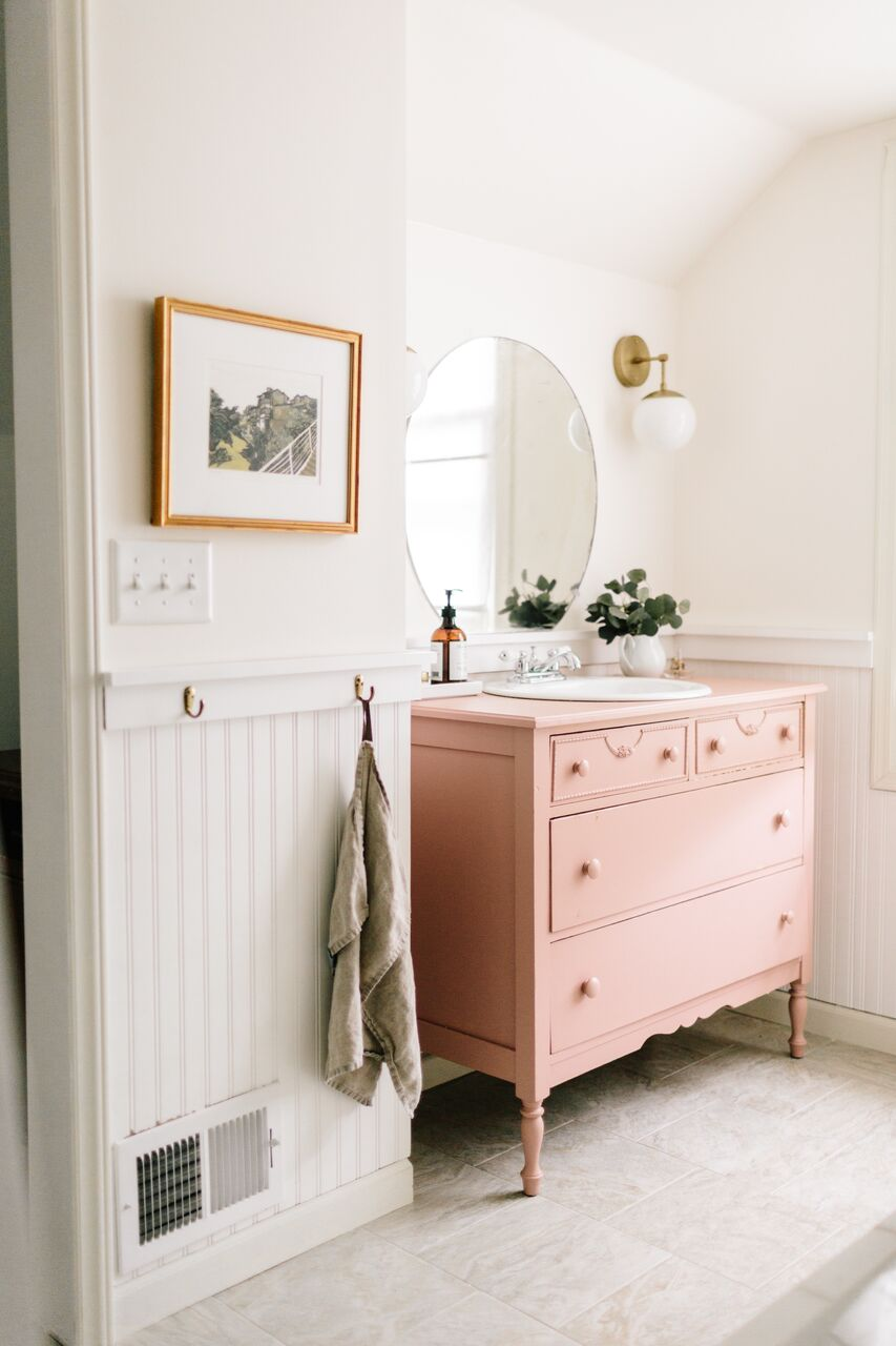 Idee meuble salle de bain fait maison lamichaure com - Meuble salle de bain fait maison ...