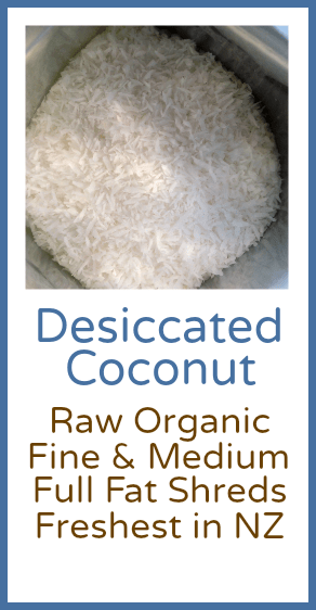 Desiccated Product Category