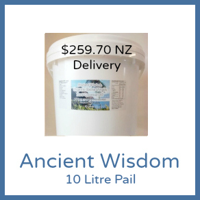 Ancient Wisdom 10 Litre Pail Skin Oil
