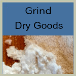 Coconut Organic Dry Goods Grind 150