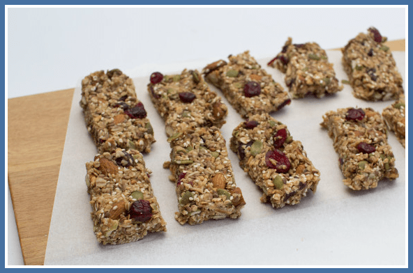 Raw Eatwell Eatwell Coconut Oil Muesli Bars