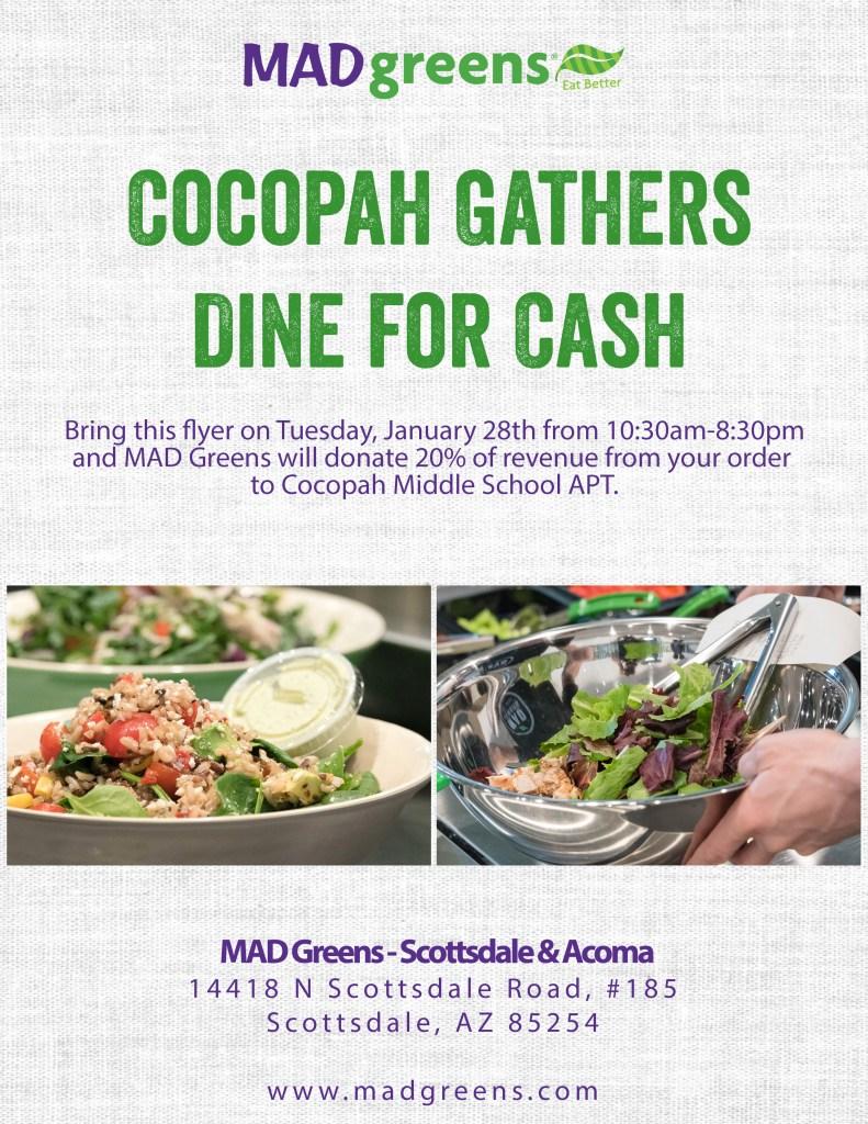 Mad Greens - Cocopah Gathers