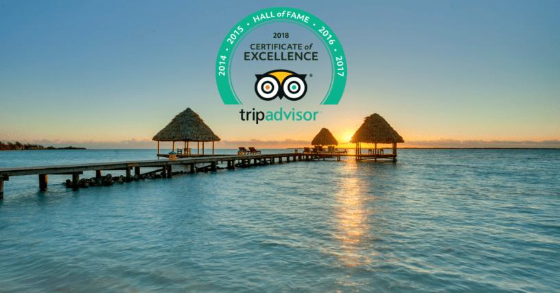 Coco Plum Island Resort Is A TripAdvisor 2018 Hall of Fame Winner