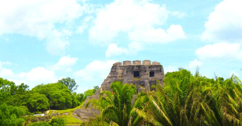 Belize Mayan Ruins Tour