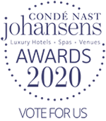 Vote for us - Conde Nast Johansen Award 2020