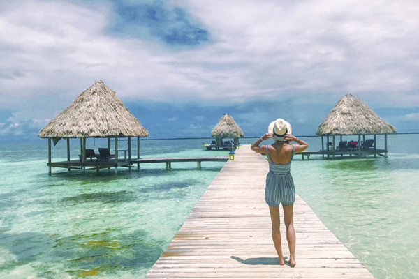 best belize island for vacations
