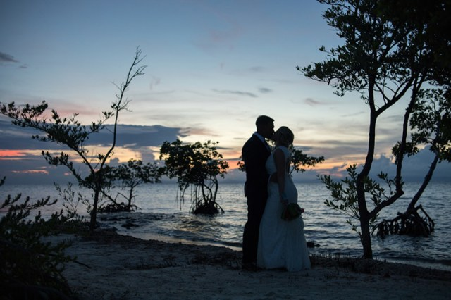 private island belize weddings