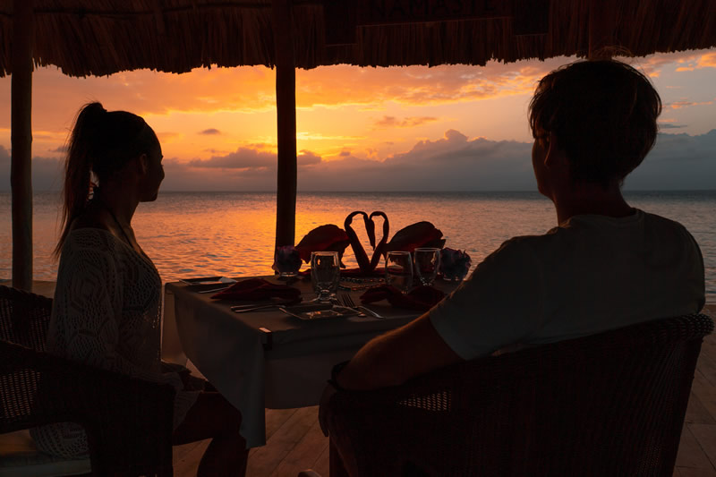 Valentine's Day in Belize