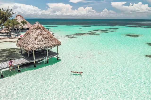 all inclusive belize island resorts
