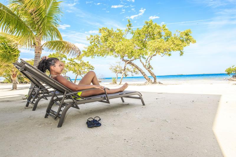 Best Tropical Social Distancing Belize Vacation