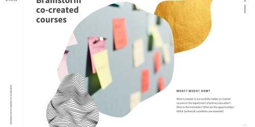 Brainstorm outcomes