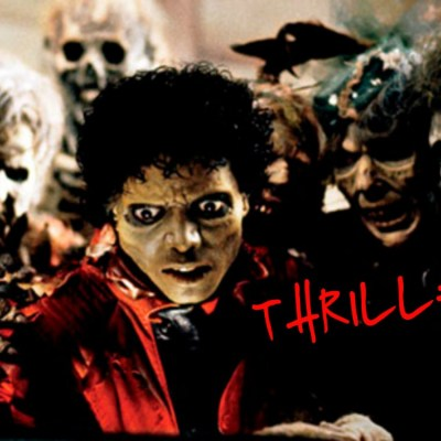Thriller Artwork