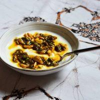 Spiced Turmeric Nut Medley