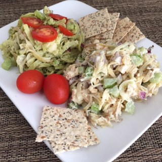 """Swoodle"" Chicken Salad"