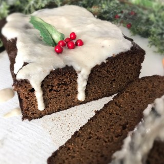 Gingerbread Loaf – Paleo