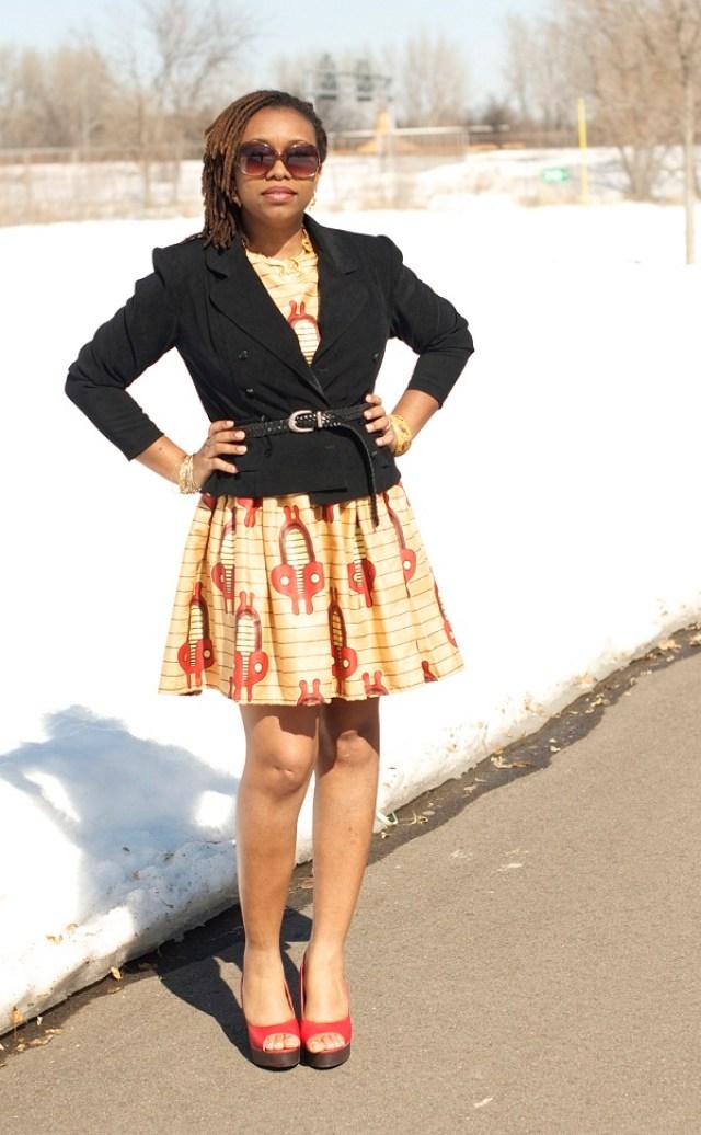 Celine Dress2