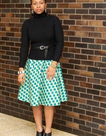 Adana Circle Skirt
